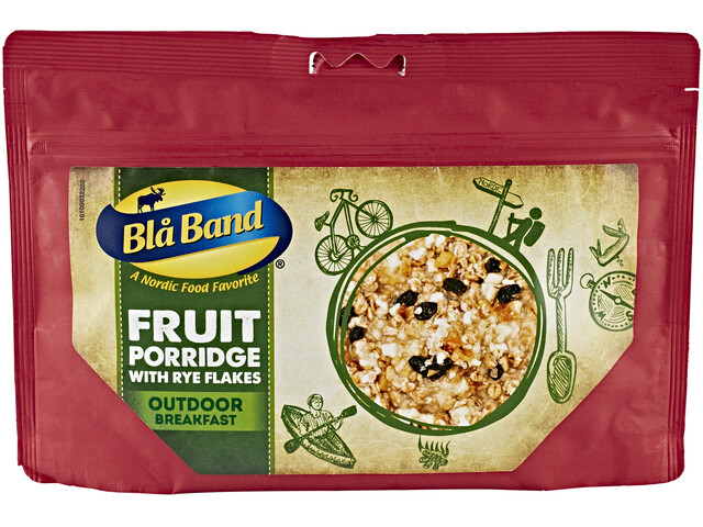 Bla Band Outdoor Breakfast Fruit Porridge with Rye Flakes 141g